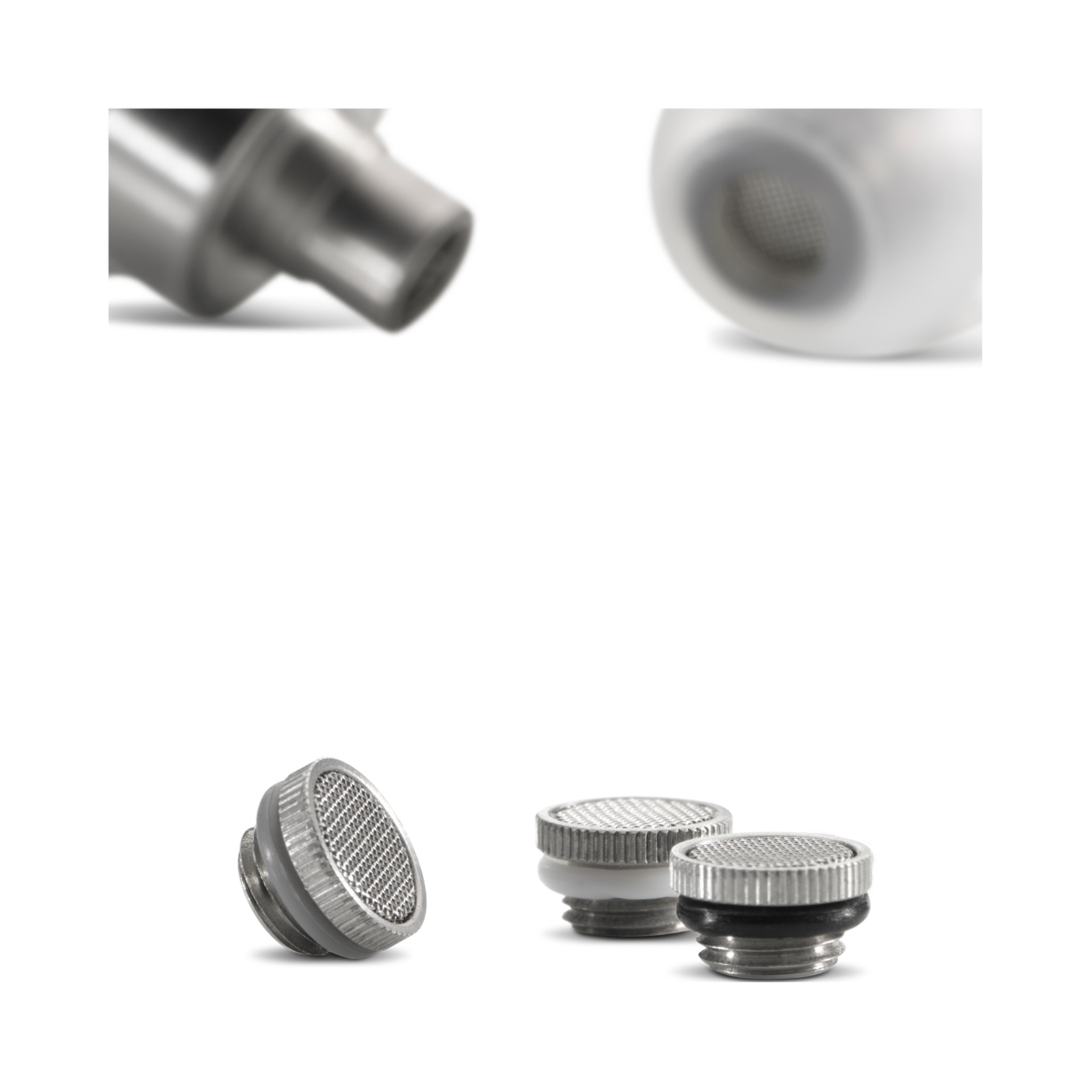 K3003 - Aluminum - Reference class 3-way earphones delivering AKG reference sound. - Detailshot 2